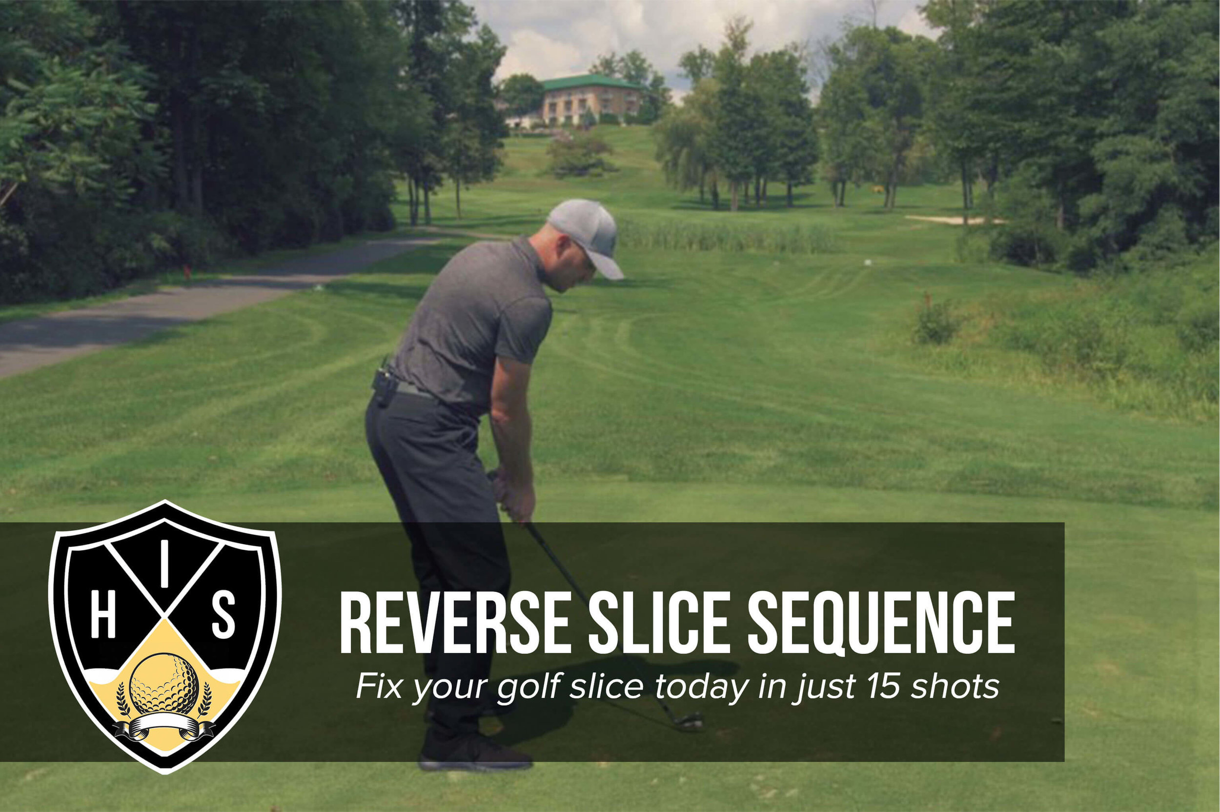 Go through this Reverse Slice Sequence review and discover how you can fix your golf slice for good and hit the golf ball straight