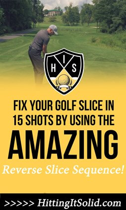 Learn how to fix your golf slice in this Reverse Slice Sequence review. Learn the 3 key areas to not only cure your golf slice but to improve your overall golf game
