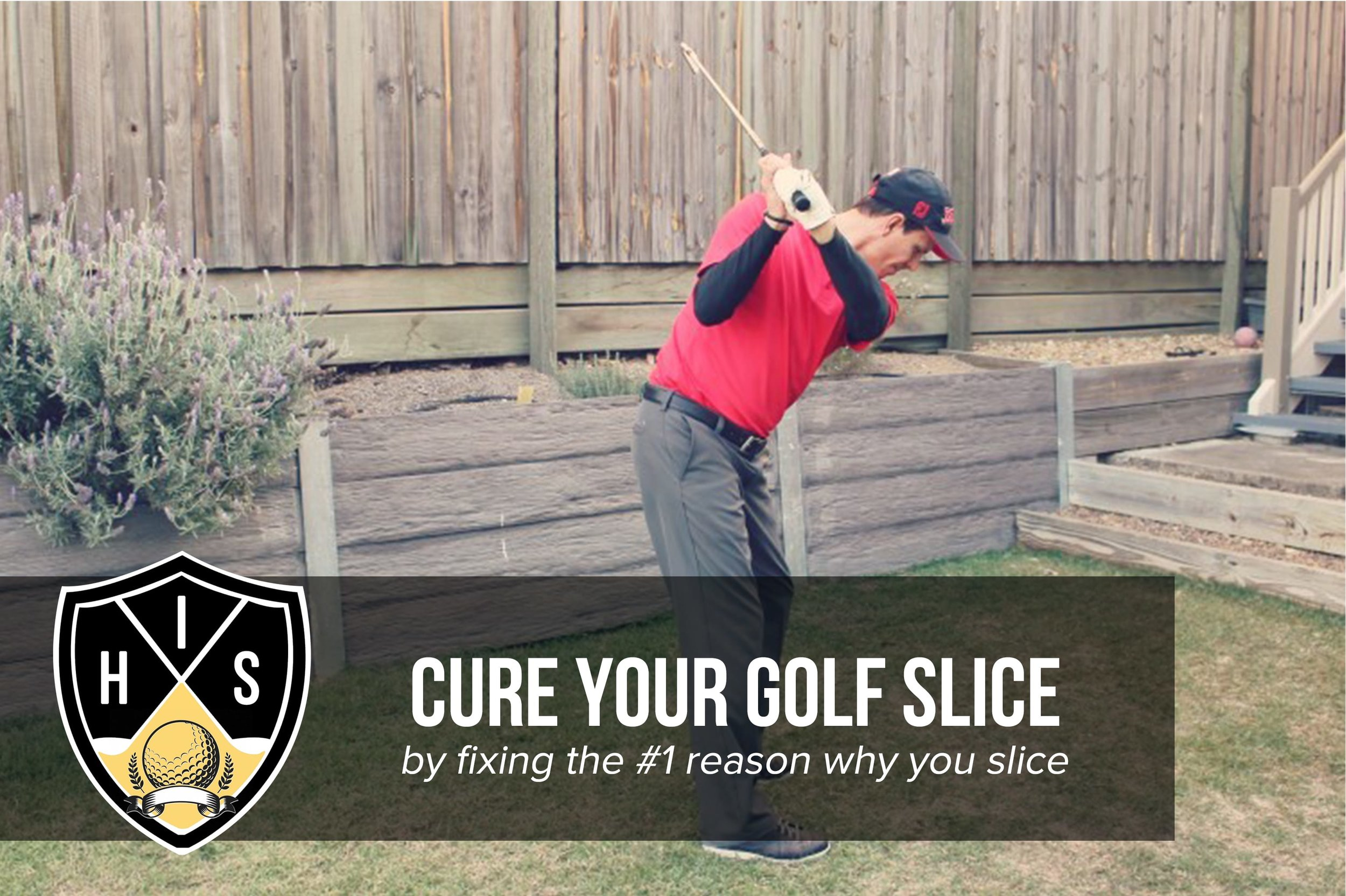 How to fix your golf slice by understanding the number reason why you slice the golf ball