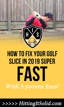 Learn how to fix your golf slice in 2019 with the most in depth post on the golf slice. You'll understand the #1 reason why your slice the golf ball and the steps you need to take to fix it for good.