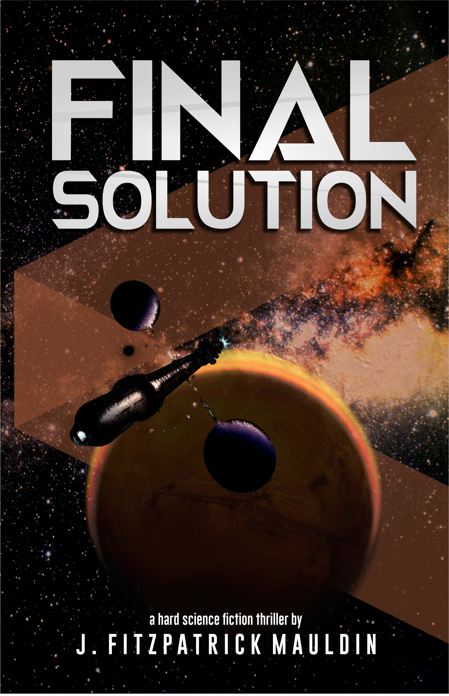 Final SolutionSecond Edition eBook & PaperbackGet your copy now -