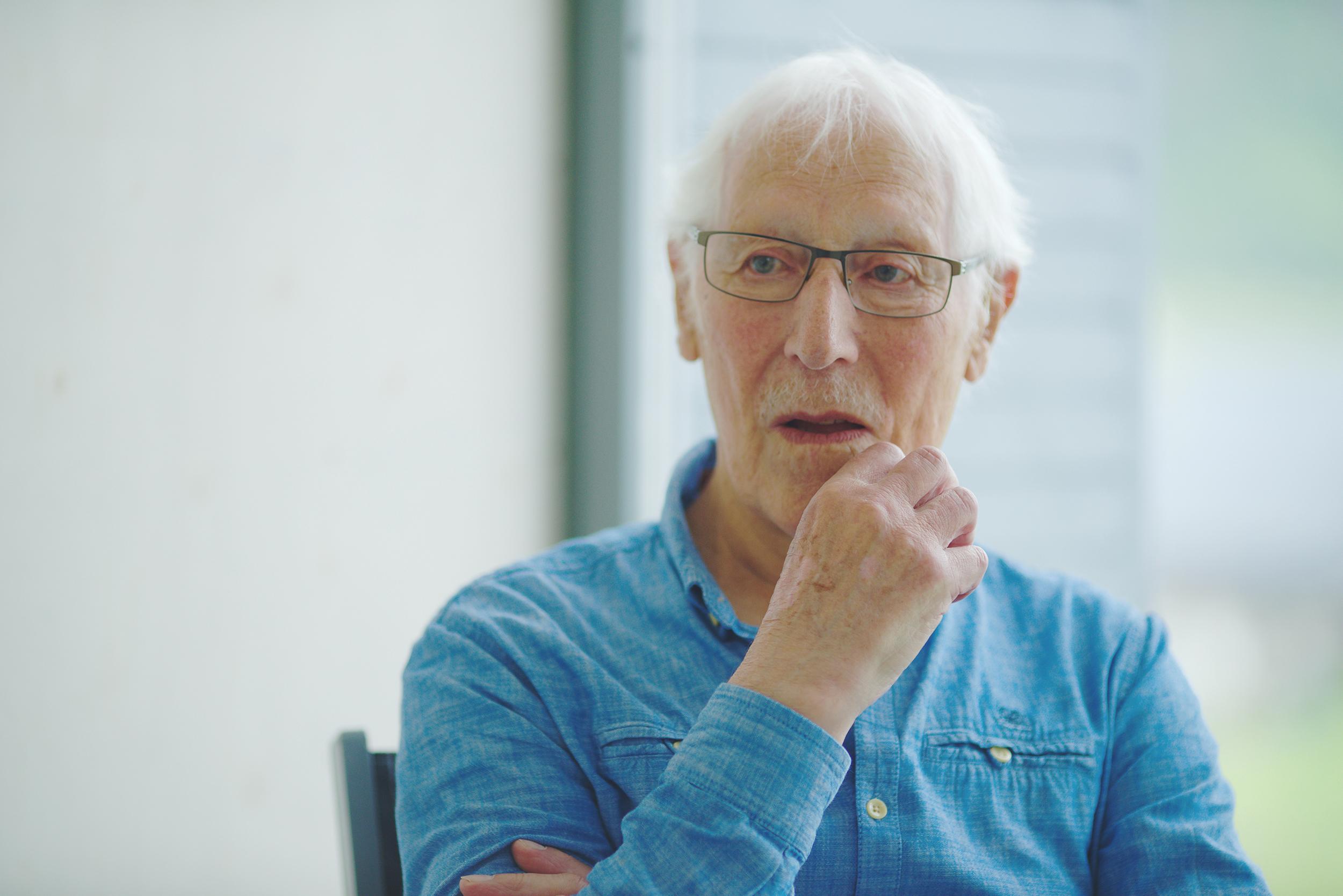 Gunnar Tollefsen, senmodernisten fra Andøya