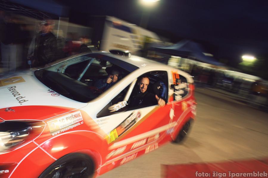 Rally Nova Gorica 2013