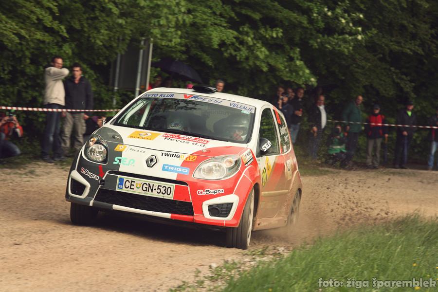 Rally Saturnus 2013