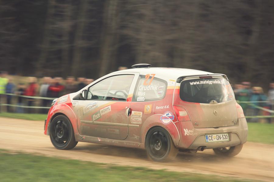 Rally Lavanttal 2013
