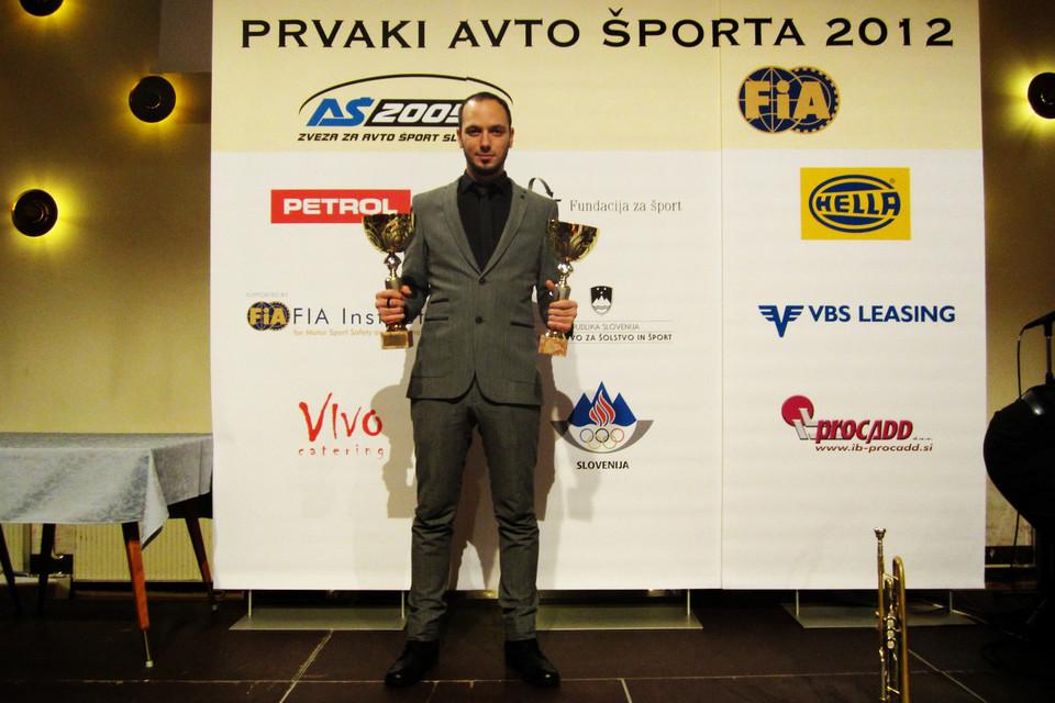 Večer prvakov 2012