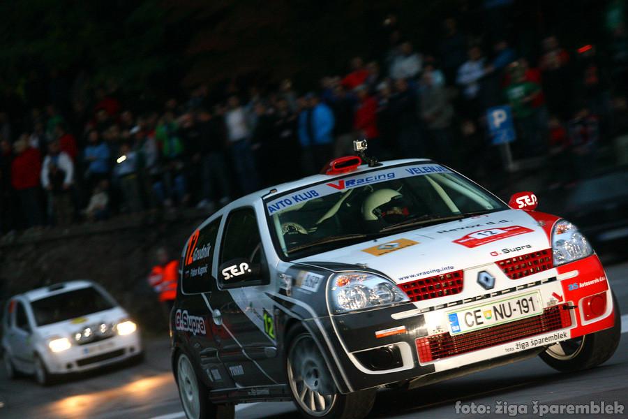 Rally Idrija 2012