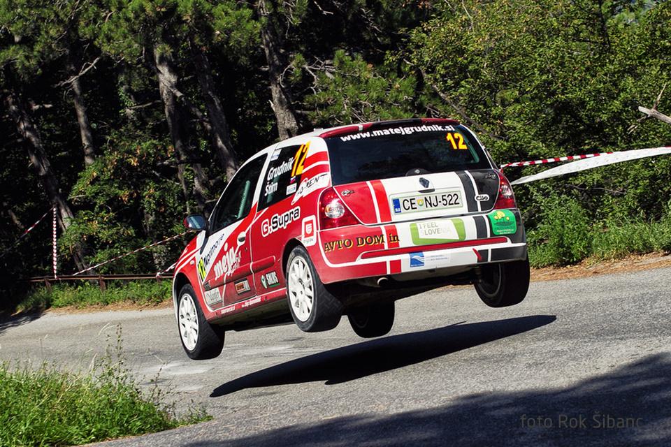 Rally Ajdovščina 2011