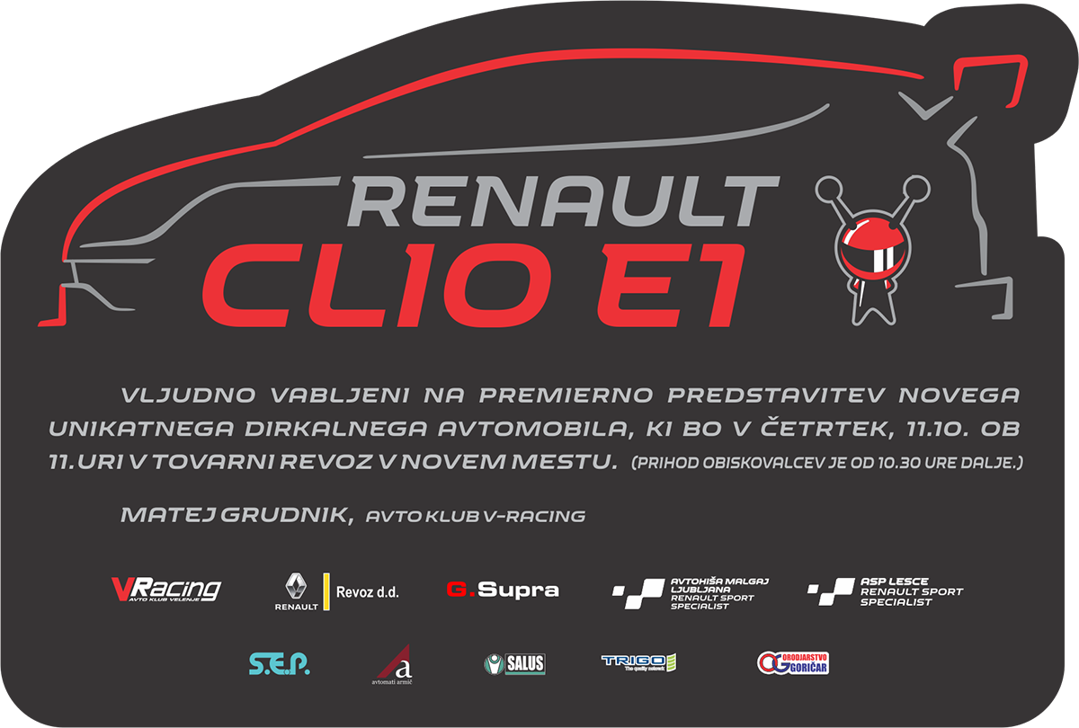 Clio E1, vabilo.png