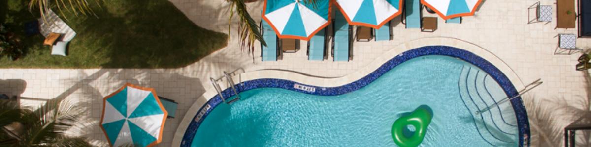 Generator Hostel and Hotel Miami, Kidney Pool!