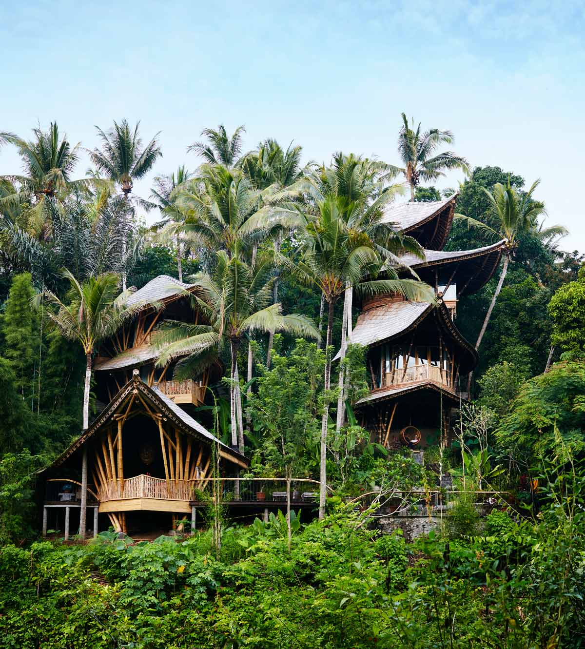 Ananda House at Green Village in Bali, Photo credit: Architectural Digest