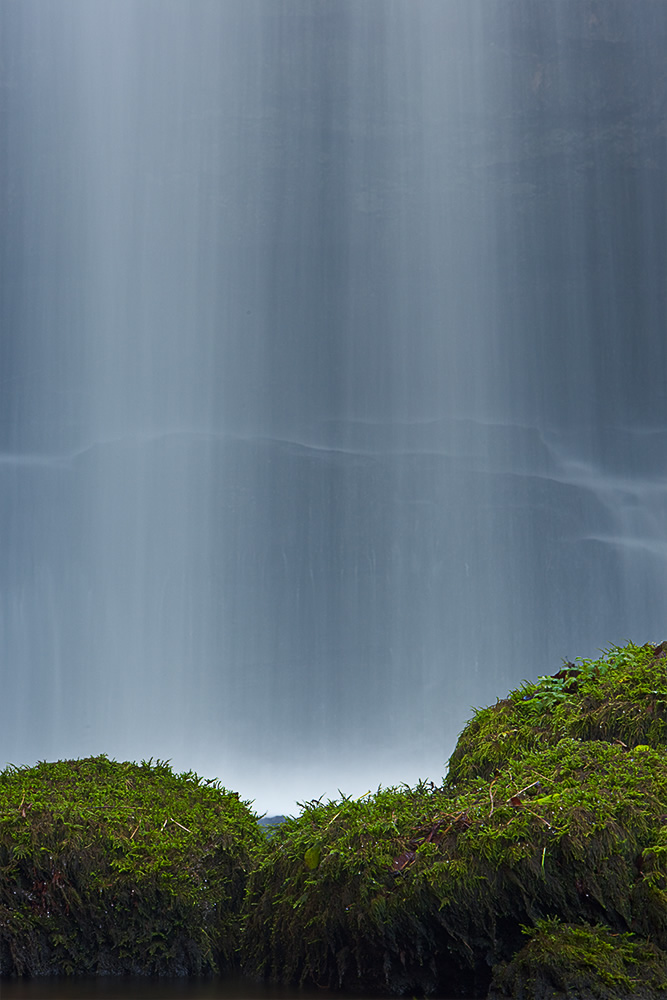Scaleber Force, waterfall detail