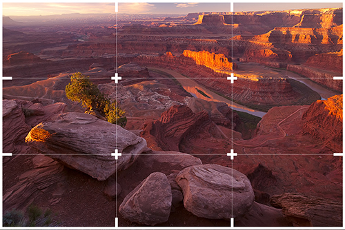 Horizon placement in the Rule of Thirds. Flawed thinking?