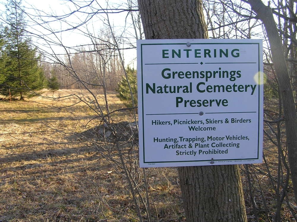 Greensprings Natural Cemetery Preserve