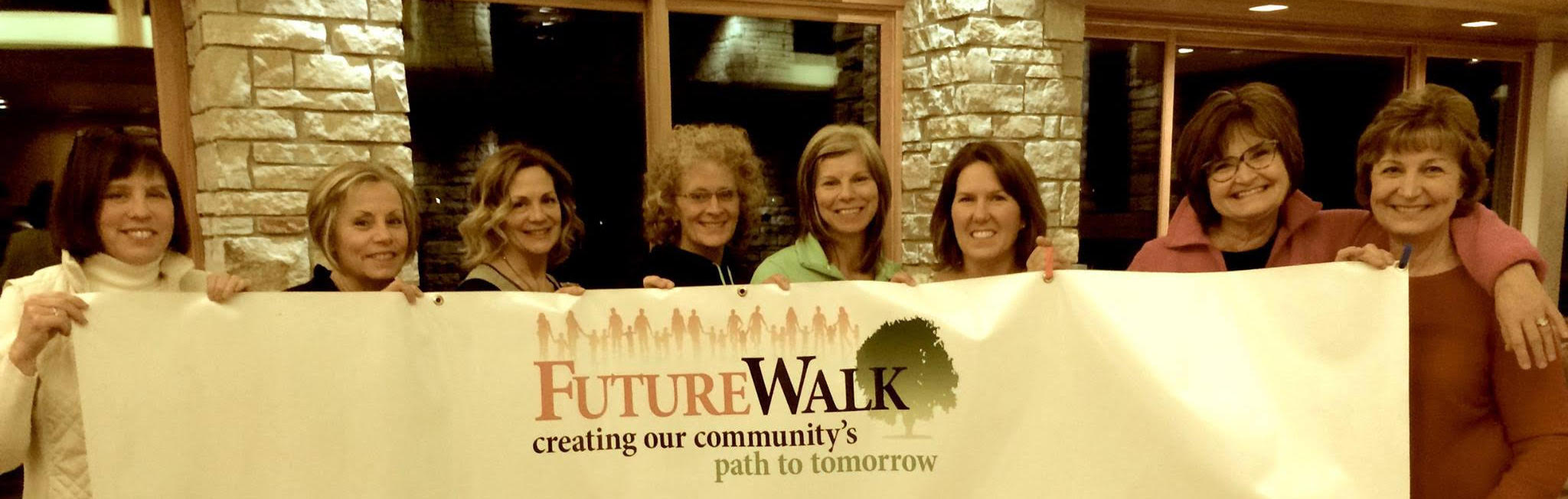 Chisago Lakes Chamber and Community Foundation FutureWalk