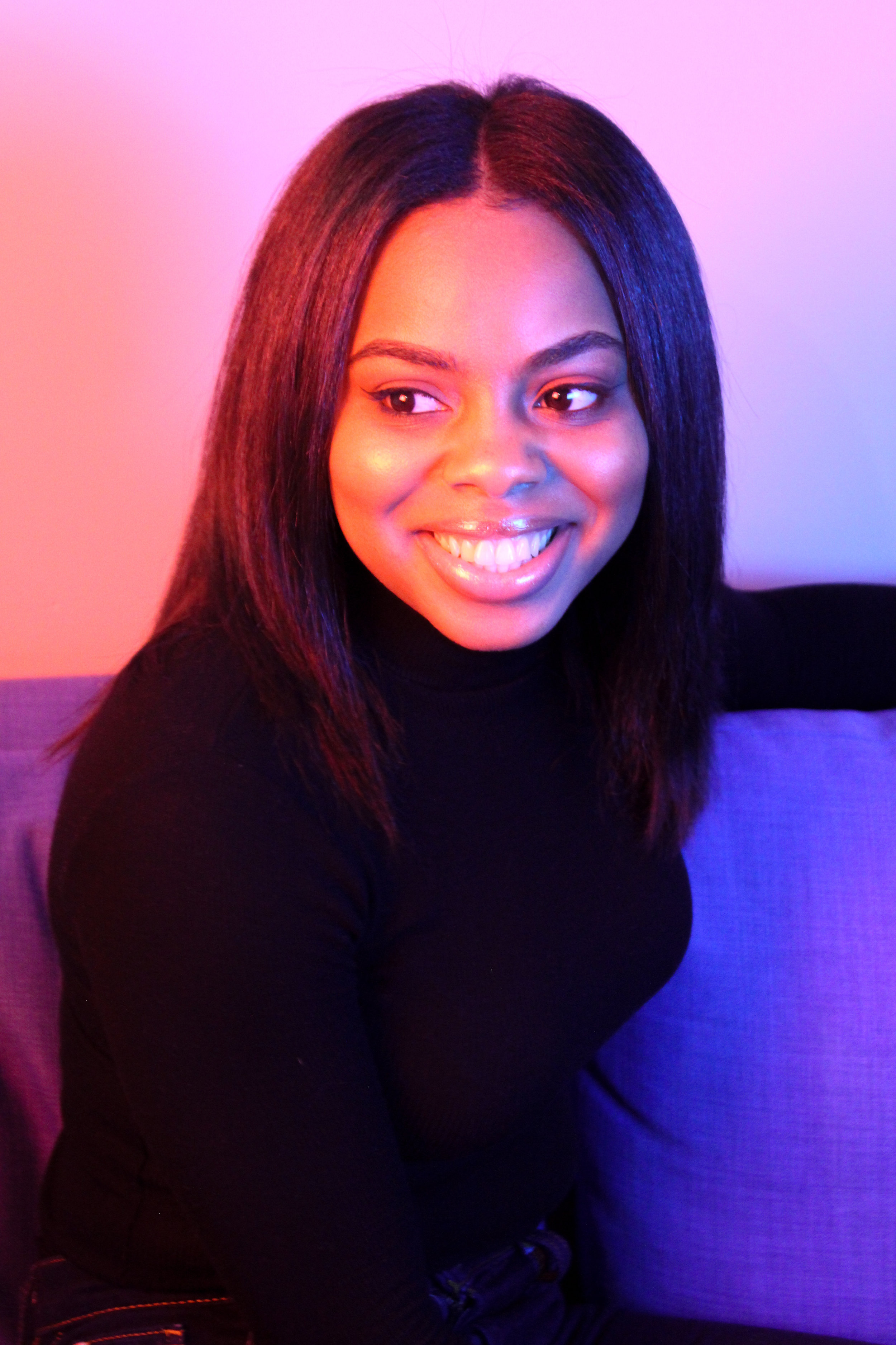 Alexis simmons - Age: 25What do you do? I'm a Consumer Marketing Manager for MTV/VH1/LogoWho is a woman around your age that is an inspiration to you and why? Jaisa Minor! Since the first day I met her in high school she's always been a person who says exactly what they want to do and does it with grace. No excuses, if she wants something, she's going to achieve it.Instagram: @_alexisbreanne