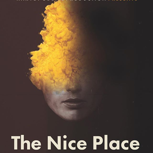 Coming soon 🖤 Artwork  by @shaugseth . . . . . . . . . . . . . . . . #theniceplacefilm#indiefilm#nyc#womeninfilm#teaserposter #artdirection #filmposter #brooklyn