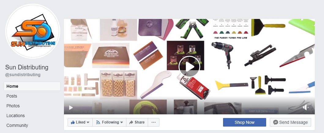 Facebook!! - We are constantly running specials and giveaways on our page.