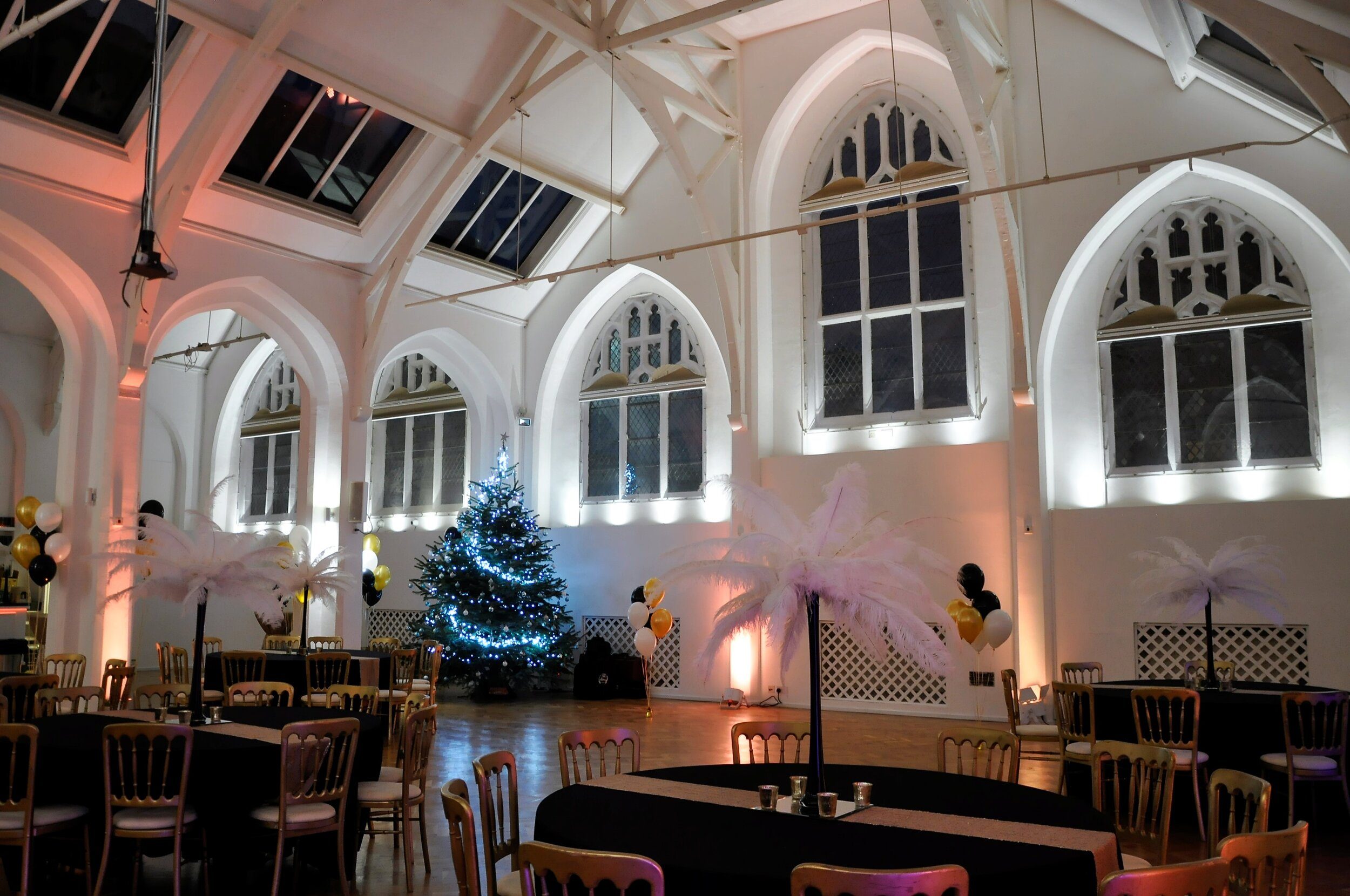 Book your Christmas Party today! - Limited dates available, contact our events team for more information.