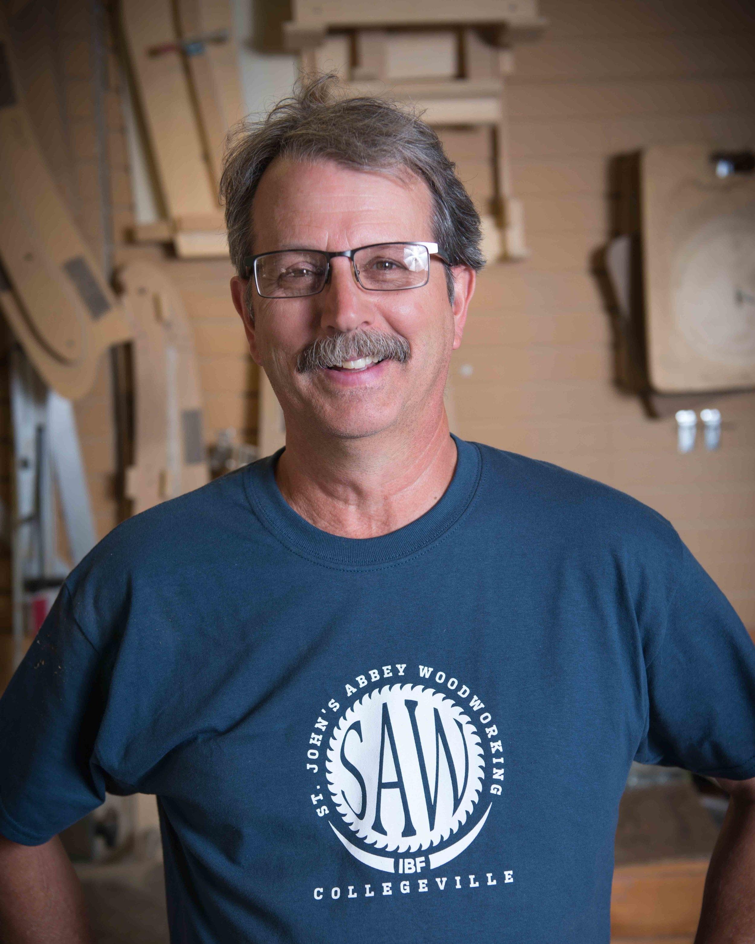 Michael Roske - Shop Manager