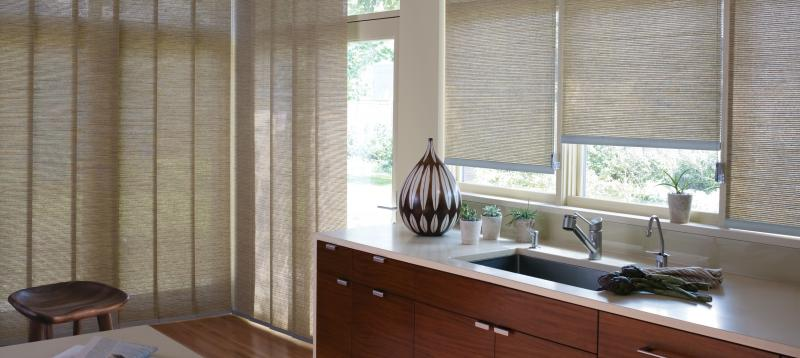 The Alustra ®  Collection of Skyline ®  Gliding Window Panels