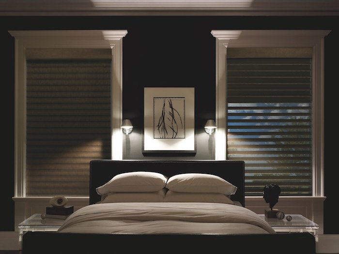 Silhouette®A Deux™ Window Shadings