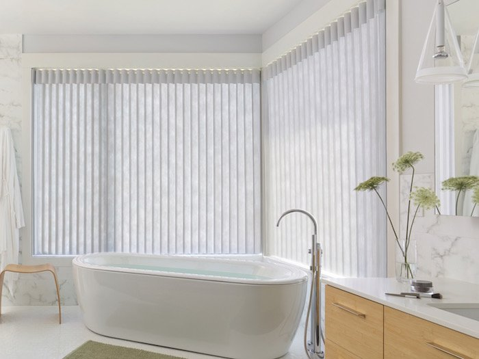 Luminette® Privacy Sheers Closed