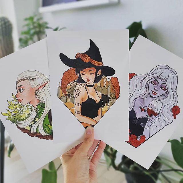 📢 SHOUTOUT RAFFLE 📢 Like and Comment for a chance to get a story shoutout! I will feature 2 creative followers in approx. 24 hours ♡ - 🌞 SUMMER SALE 🌞 Hi ( ;// w//; 💕 I know I never really promoted my Etsy Shop, but tbh not much has been available in there for a while xD UNTIL NOW OMG. Spent a lot of time adding new products to my shop and I'll take it serious from now on. Especially since we now only have one big convention left in Denmark from next year  .