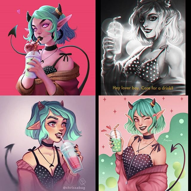 📢 Story SHOUTOUT raffle 📢 Like & Comment for a chance to get a story feature. I'll share 2 followers' art in approx. 24 hours! - HERE ARE THE WINNERS & RUNNERUPS  FROM MY #DTIYS CHALLENGE 🌟 @eydron @asterxiart @chrissabug @miniprawart 👉 Swipe for runnerups!!!! 👉 You guys, there were soooo many entries and they were all amazing 😭 My hands hurt so much because I commented on so many of your posts today aaaa 💕 I will keep doing some story features from the hashtag #nadiaxel30k because there are so many great entries. 🌟 I tagged all artists on their entries so you can easily find them. Thank you, everyone, for celebrating the 30k milestone with me! I am really grateful to have all of ye guys around ♥️ ______________________________ #drawingstyle #drawthisinyourstyle #drawthisinyourstylechallenge #artaccount #digitalart #nadiaxel #digitalpainting #30k