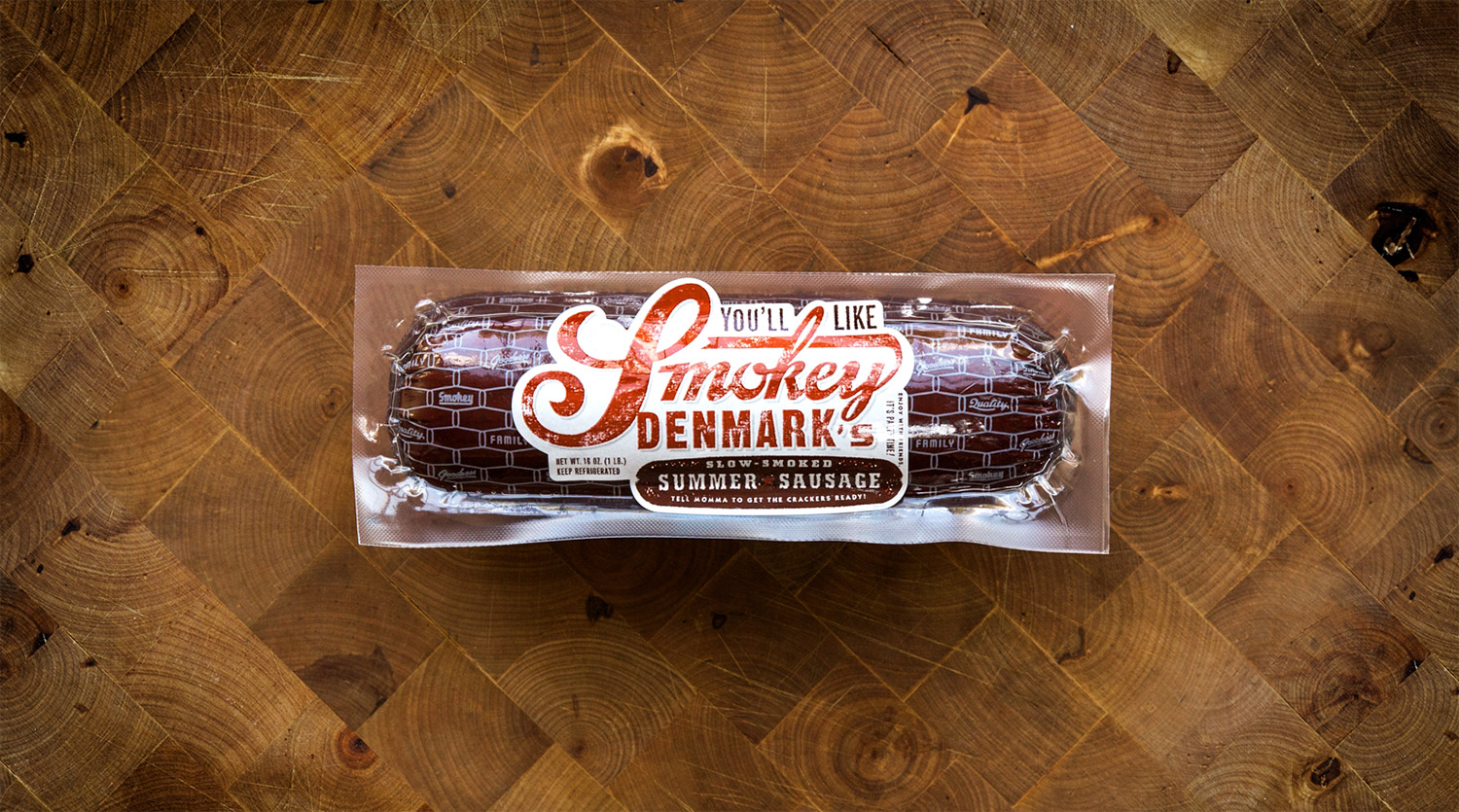 Summer Sausage  Slice it up and eat it with cheese and crackers. No preparation needed.