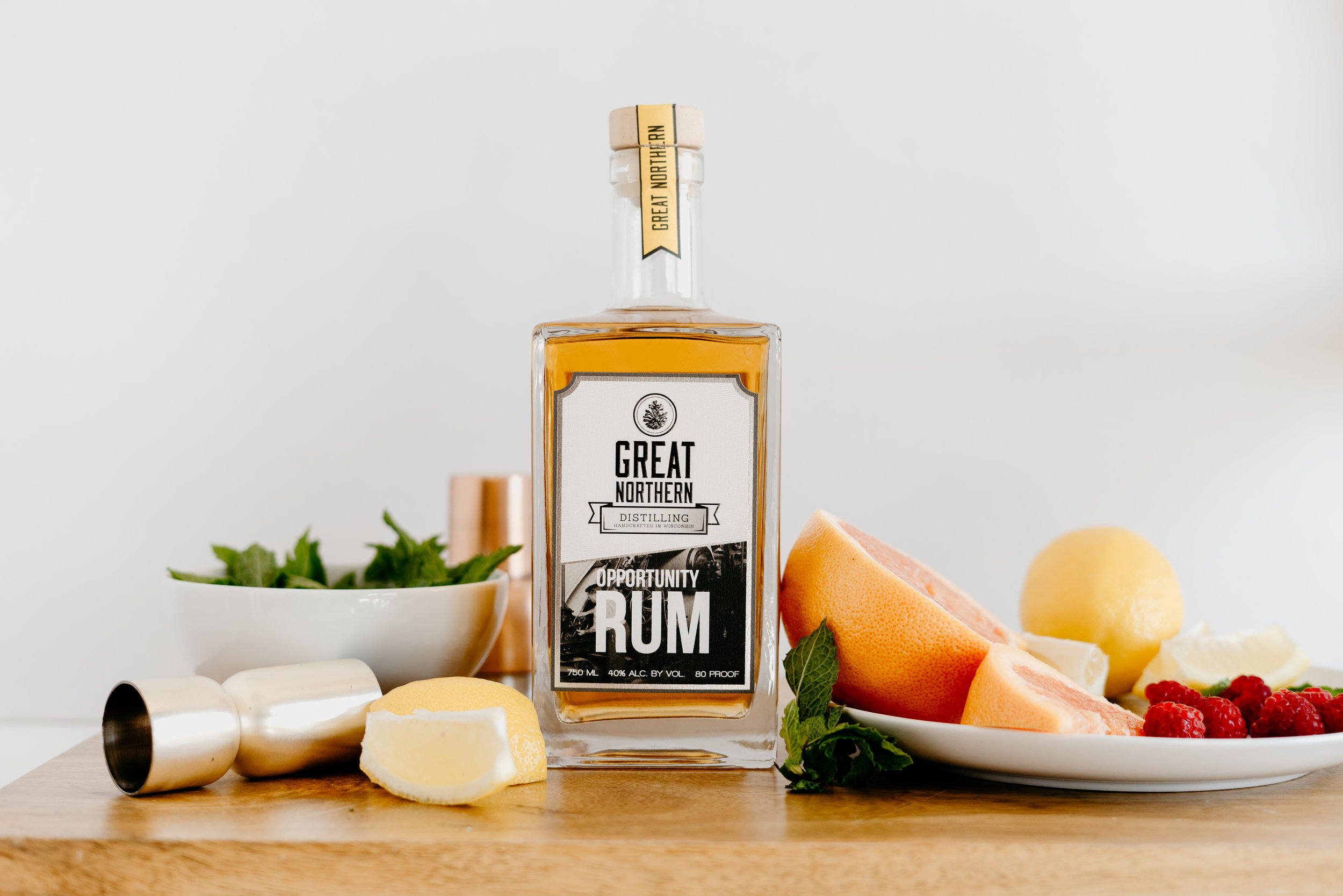 Macher Studio Great Northern Rum