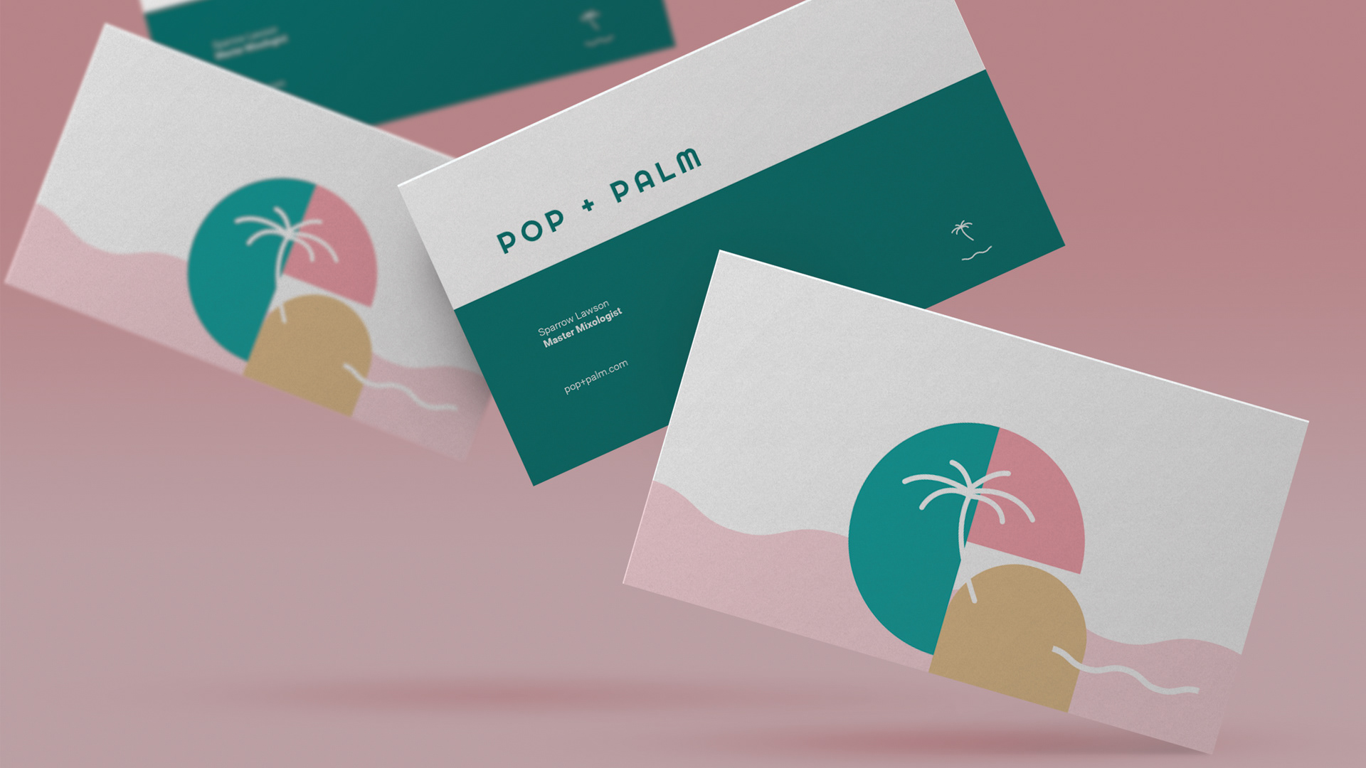 Pop and Palm - Cocktail Bar