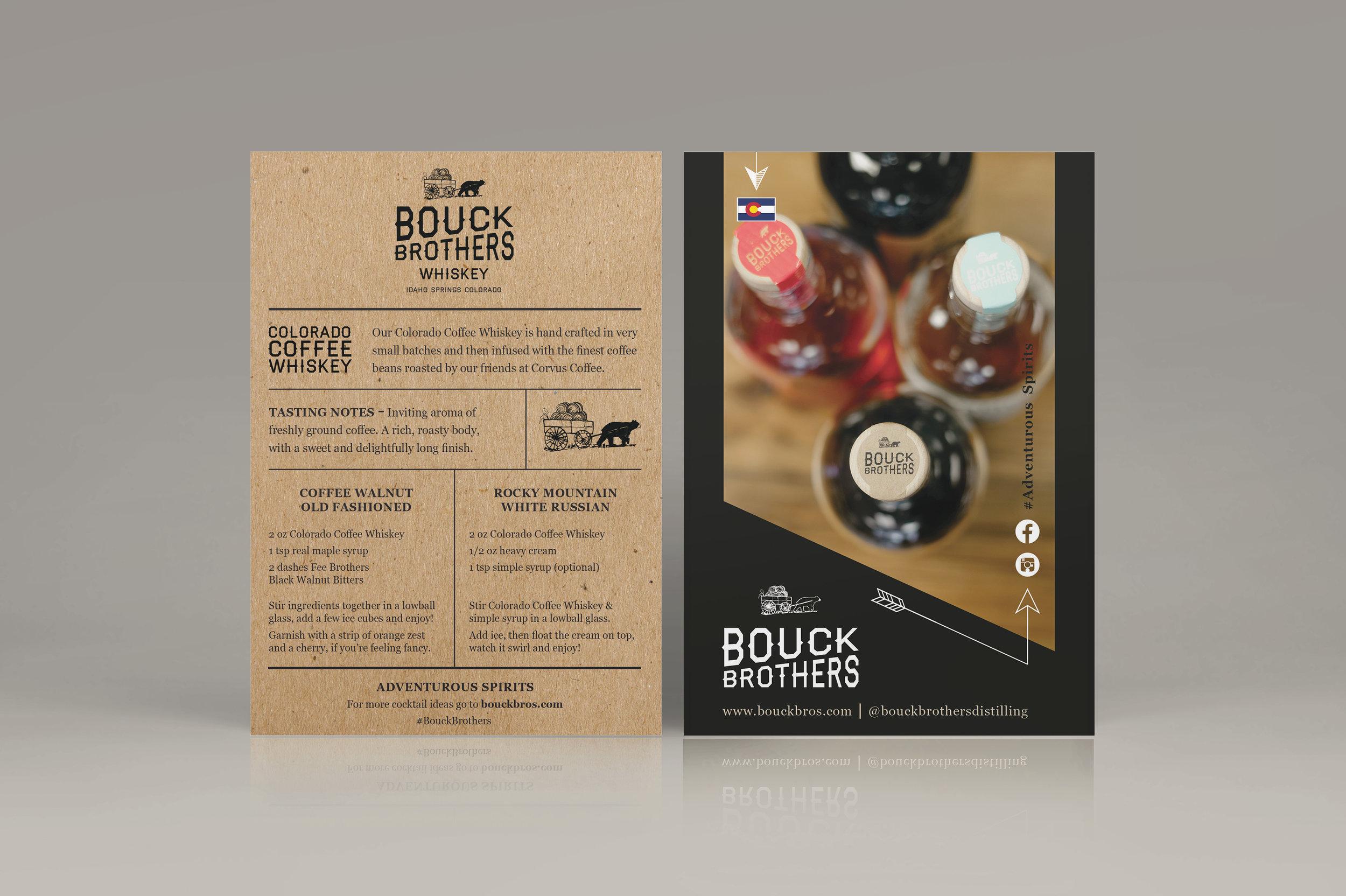 Bouck Bros Distilling