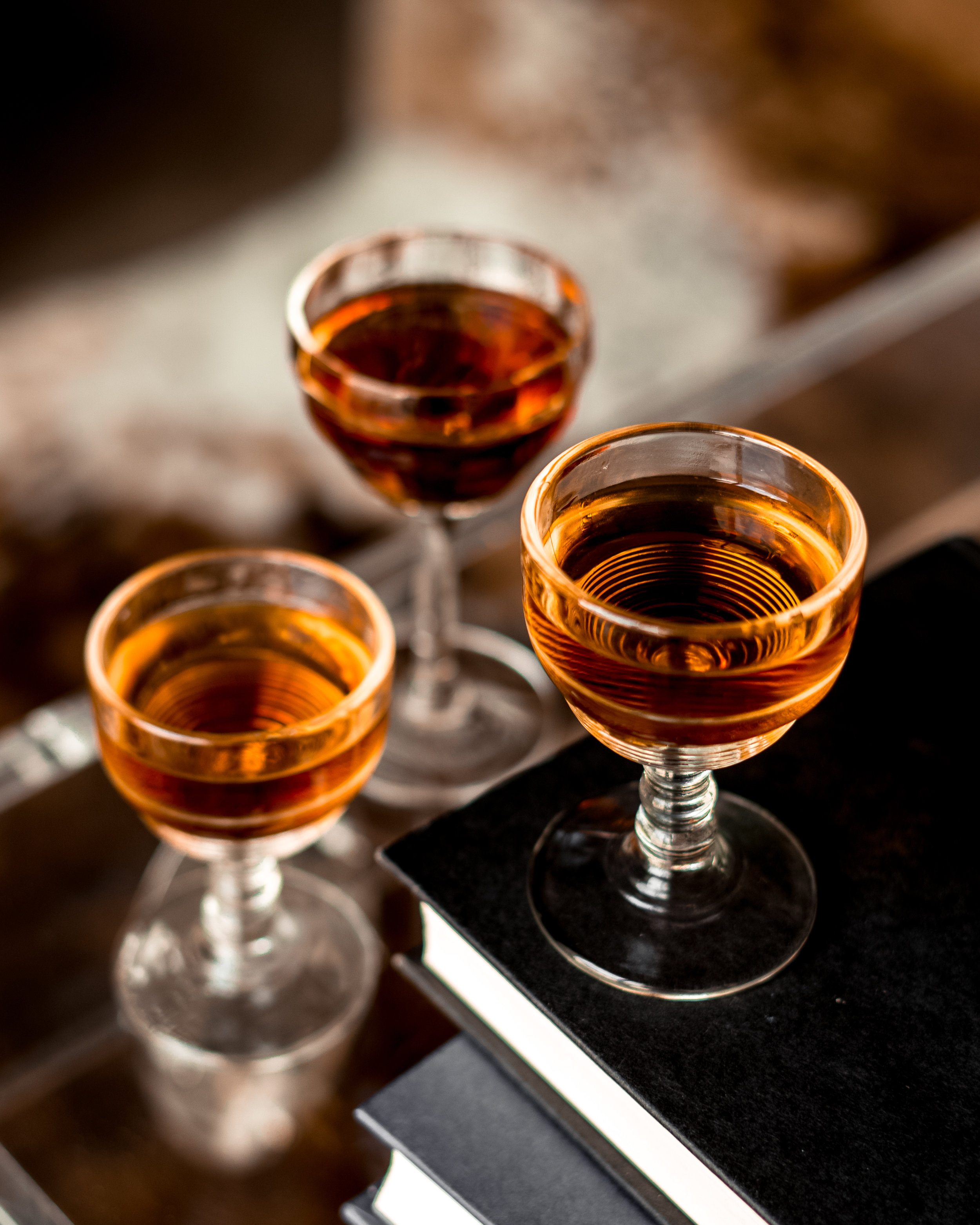 The 50 / 50 - 1 oz Hardy Cognac1 oz Amaro Dente di Leone (a wild dandelion-based liqueur)Directions: You simply combine the ingredients together in a shot glass, sip or shoot!