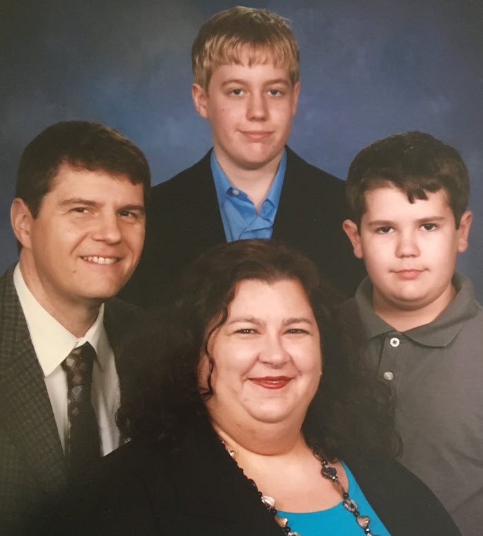 The McCarthy family