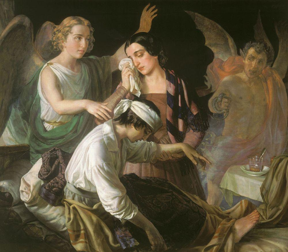 What Does Our Guardian Angel Do after We Die? - Translated from the Spanish by Matthew Green.– Fr. Antonio Maria Cardenas, ORC, November 3, 2015, as found on BeeCatholic.com