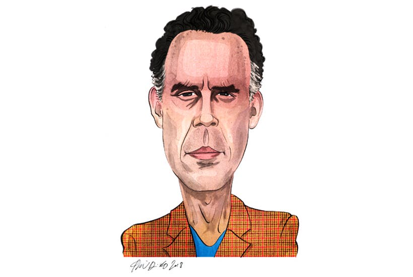 The curious star appeal of Jordan Peterson - by Douglas Murray, Spectator, January 20, 2018