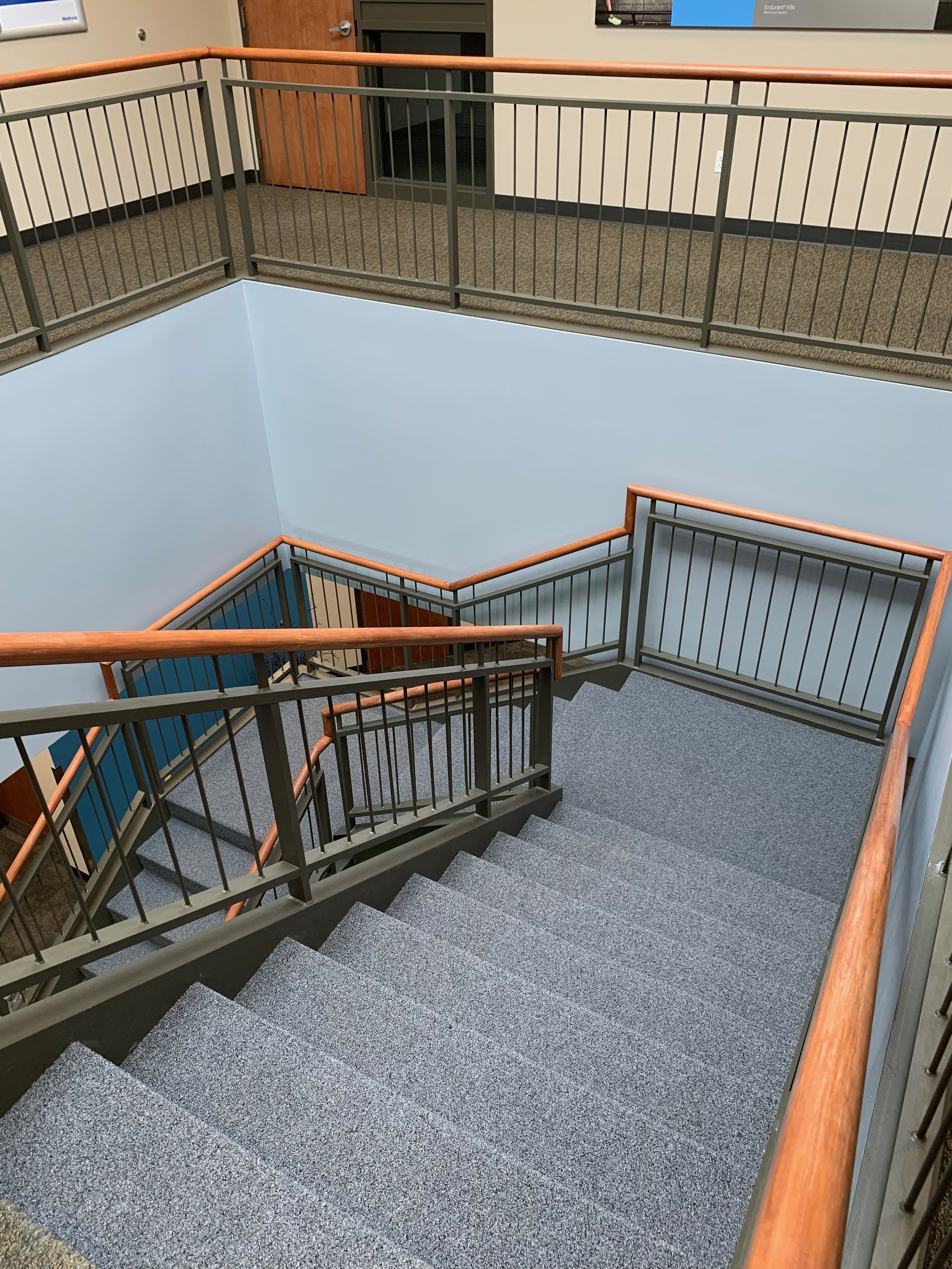 medtronic building threecore stairwell 4-27-19 #3.JPG