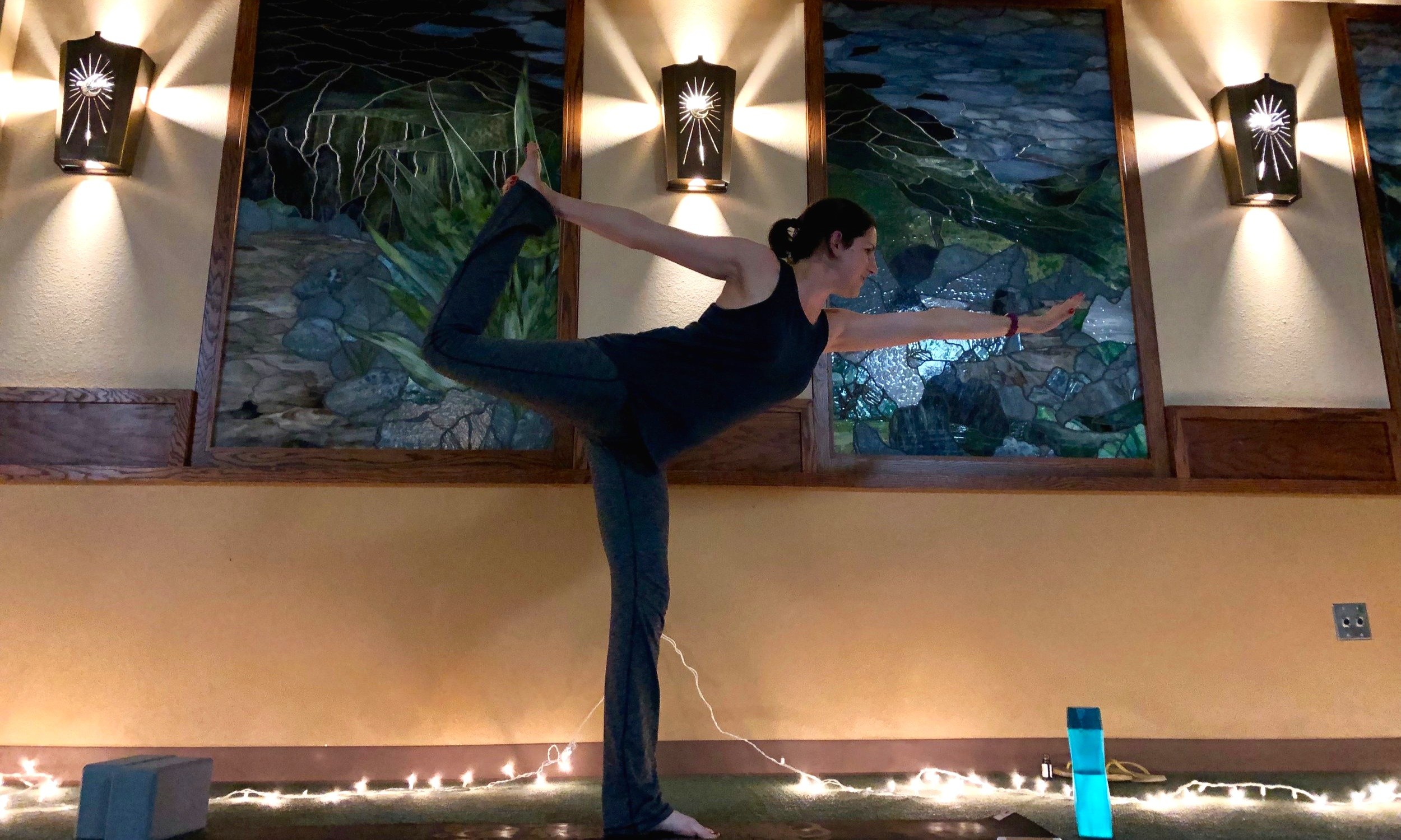 Teresa Danner - Yoga Instructor and Occupational Therapist   Can work with cognitive, physical, and sensory boundaries to your mental and emotional health.
