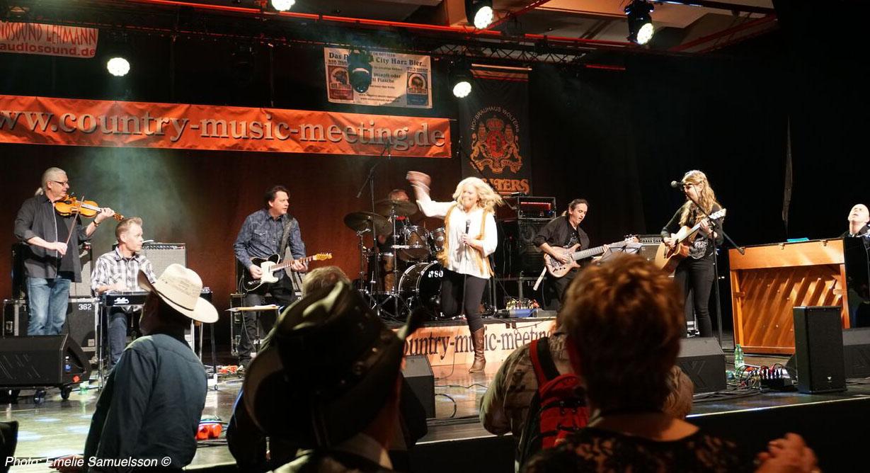 Country Music Meeting 2018 - Berlin, DE