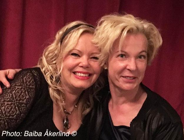 Cina & Eva Eastwood - Gamla Teatern Östersund, Sweden