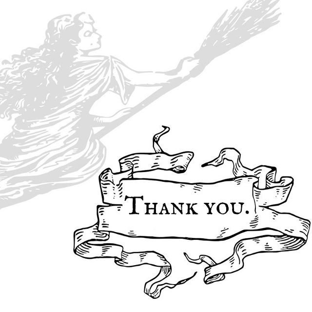"Thank you so much for being here with us for four great issues. It is with a heart full of sadness and gratitude that I write today to tell you that the Wyrd & Wyse project will not continue in 2019. While we are passionate about our mission, this project is no longer sustainable financially or energetically. ••• We deeply encourage you to support publications that pay creators. The world needs art more than ever, and asking artists to create for free (or ""exposure"") is wrong when we all need capital to survive— which is absolutely *not* a condemnation of our fellow small presses who cannot pay their creators. The burden here is on the audience, and sadly, as audiences we have grown used to expecting to experience art for free, and we often shame artists for ""selling out"" while we create more and more of a demand for free content. This is not sustainable or ethical. ••• We *need* art to do more than survive— we need art to live. Support artists this year, big and small. Support writers and poets, and people who are creating from outside the margins — that's the place where the magic is happening. I promise. ••• Be well, darklings, and all my love for the new year. 🖤 Allison and the Wyrd & Wyse Team #wyrdandwyse #wyrdandwysezine"