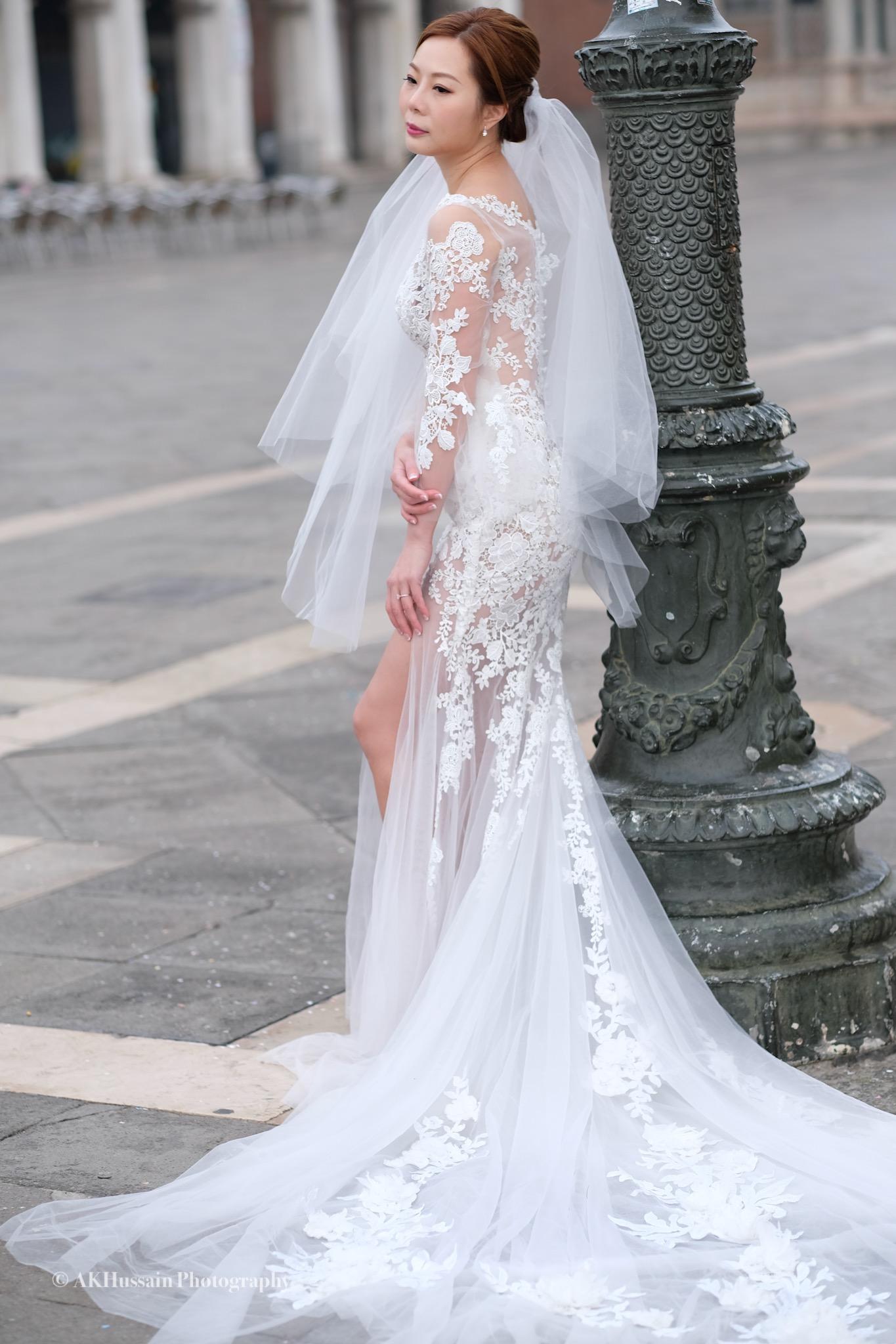 Bridal shoot -
