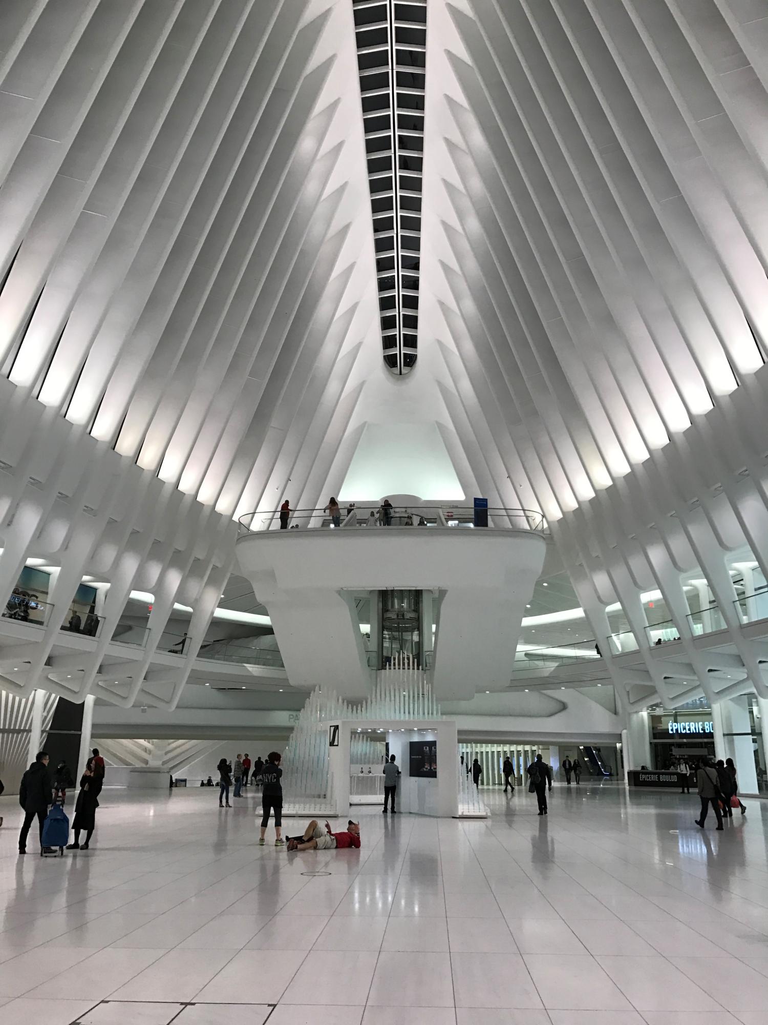 WORLD TRADE CENTER STATION New York, NY 10007