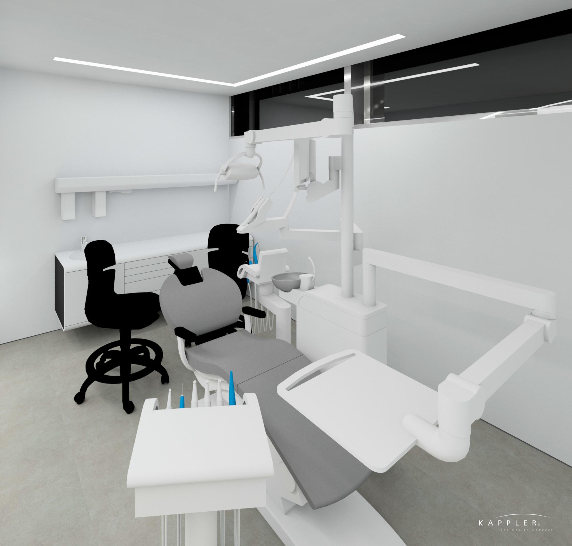 luxury dental operating room