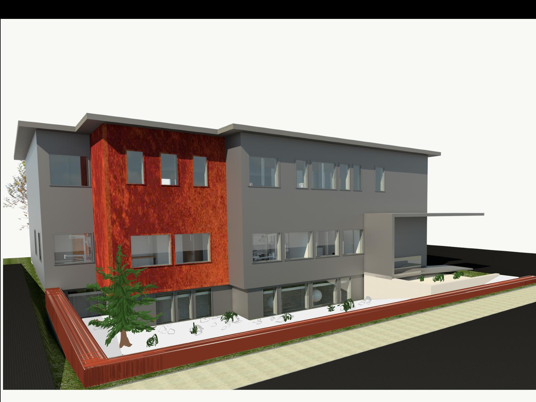 exterior dental office design Alaska
