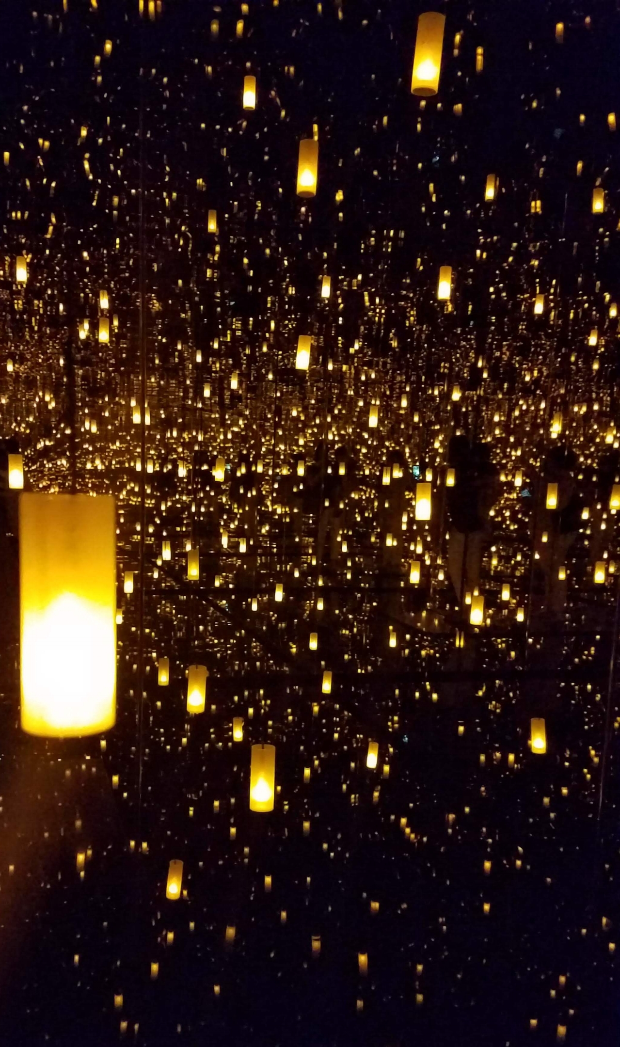 Yayoi Kusama's   Aftermath of Obliteration of Eternity