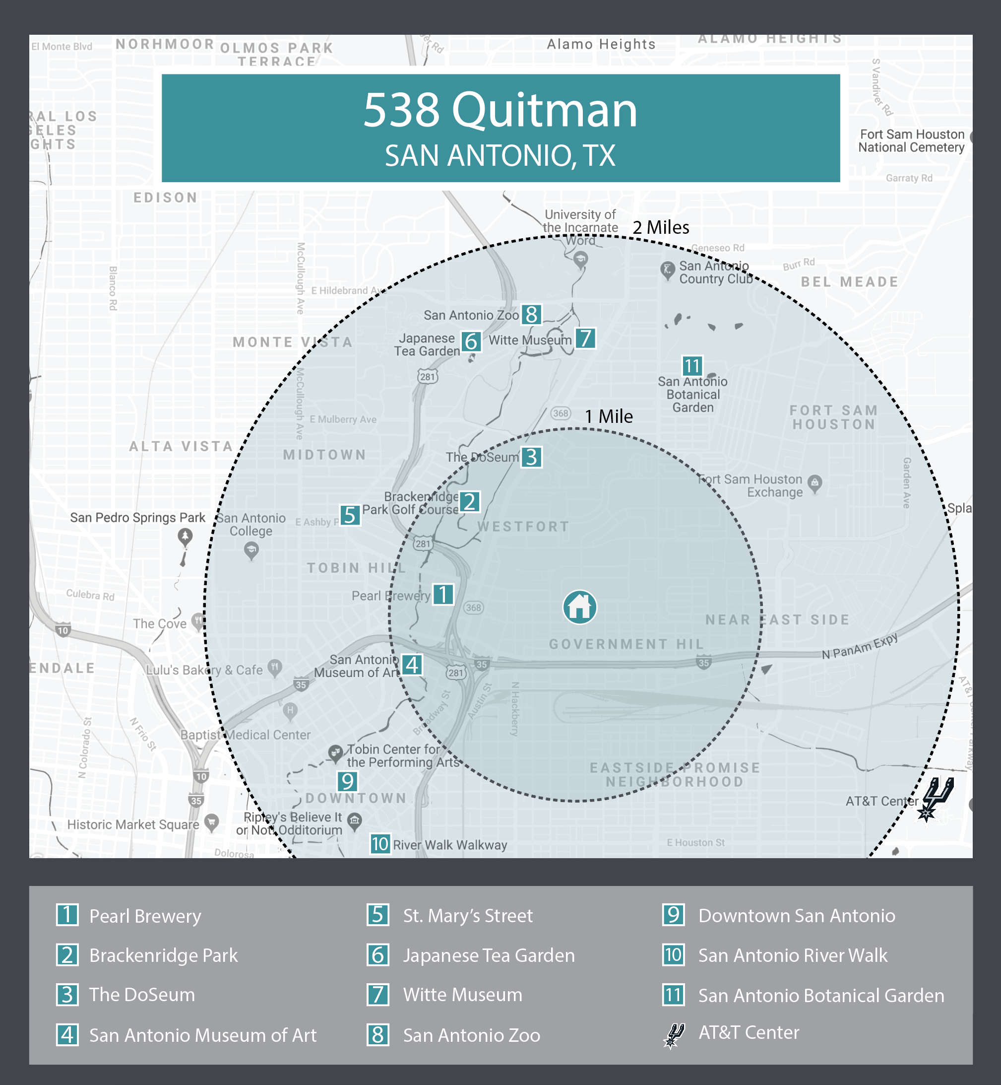 538 Quitman Surrounding Hot Spots Map.png