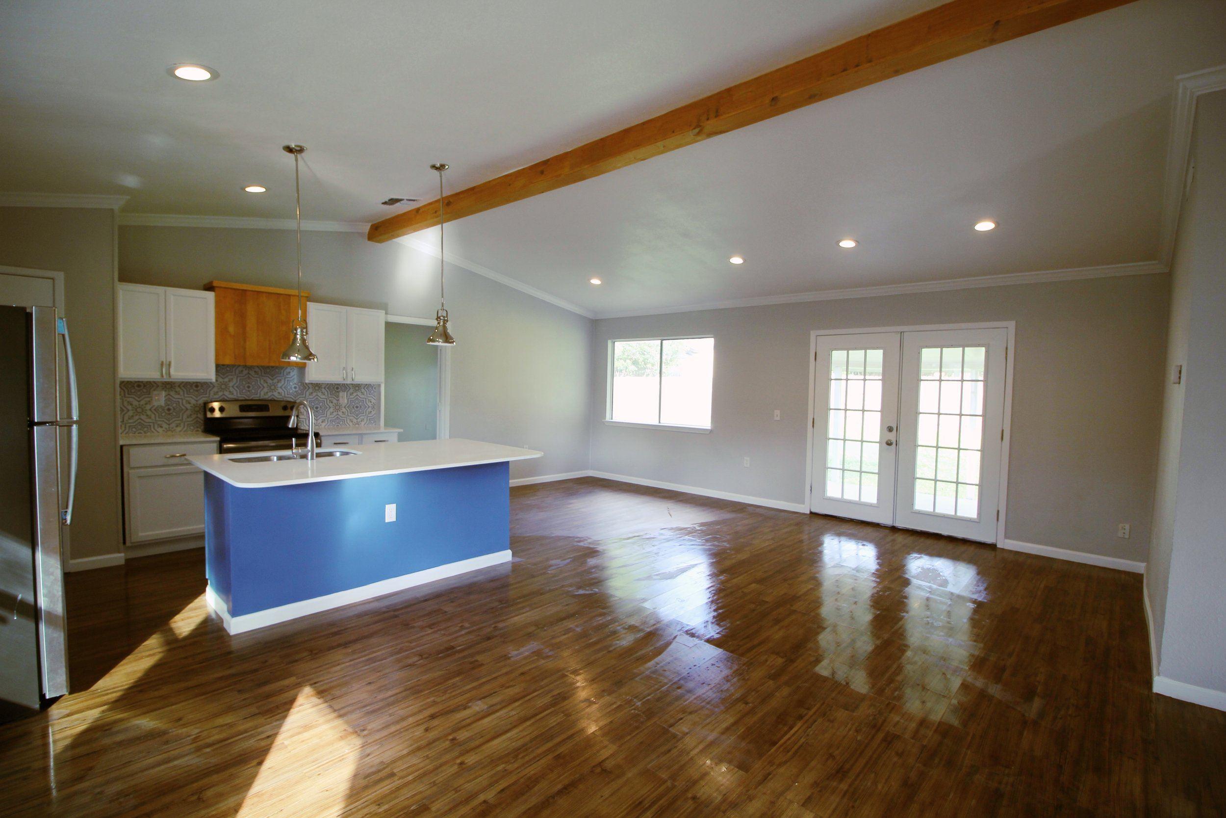 investment property remodel