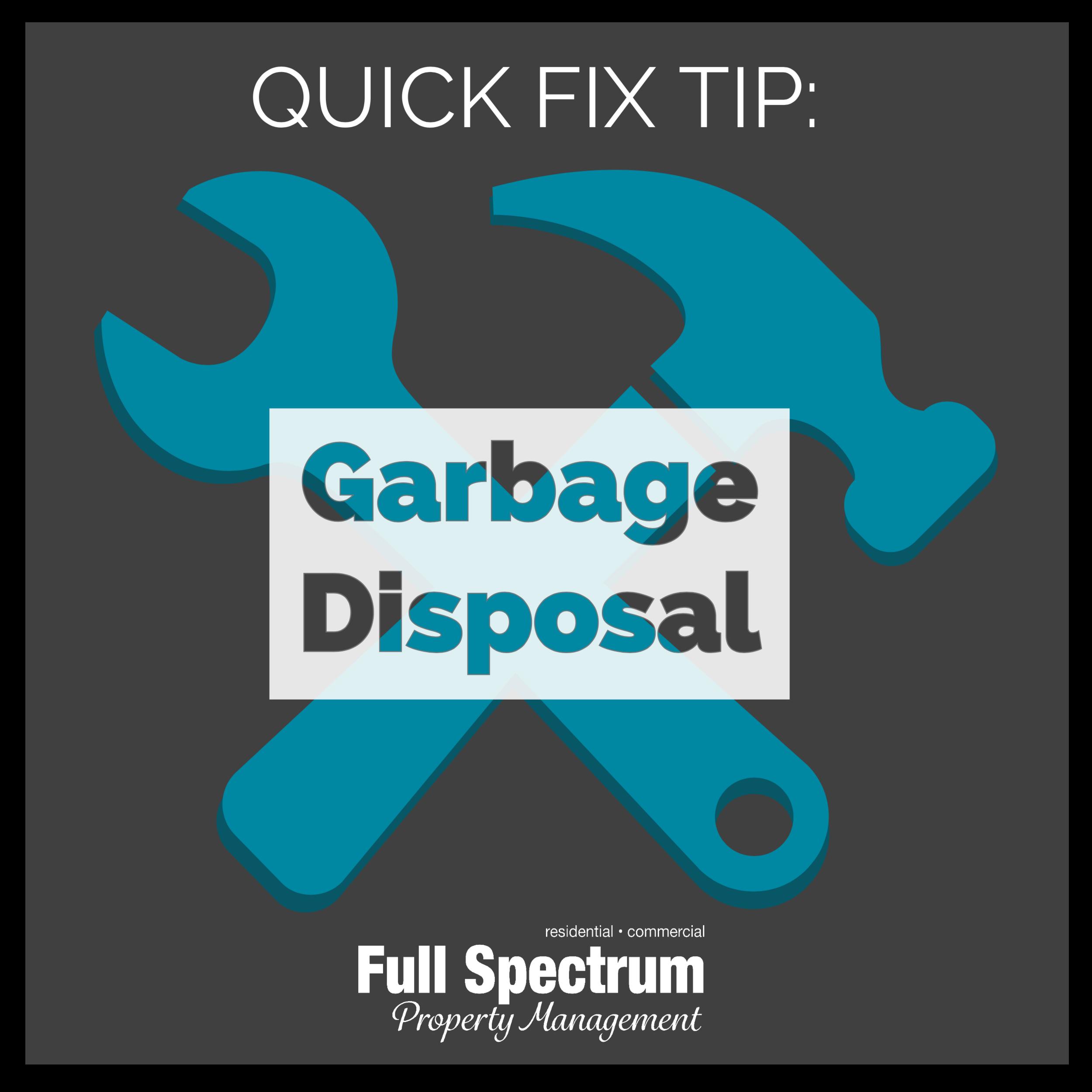 garbage disposal fix tip.png